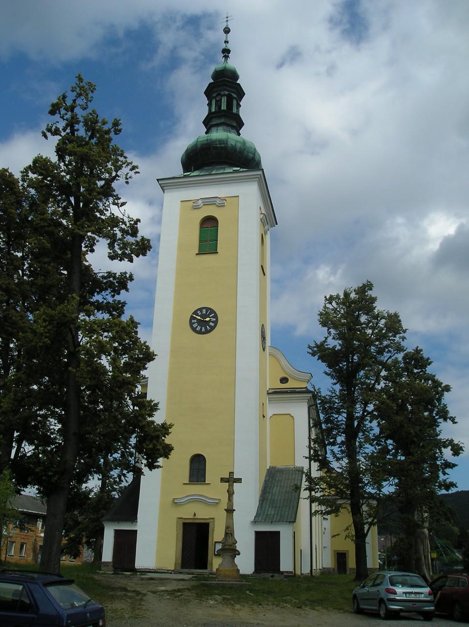 kostel NM po