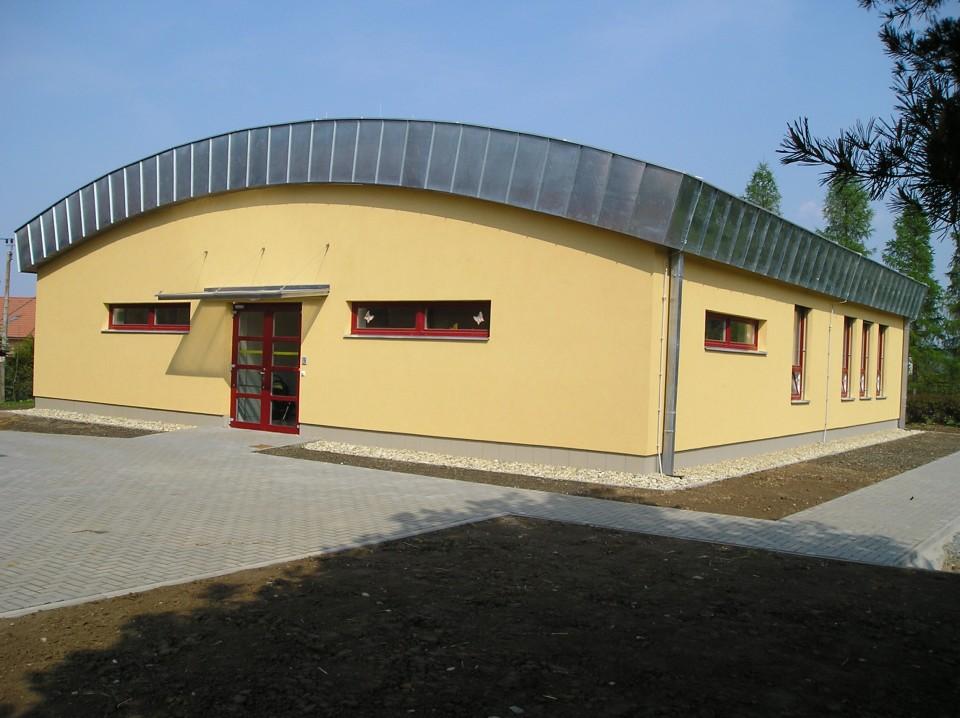 budova MŠ