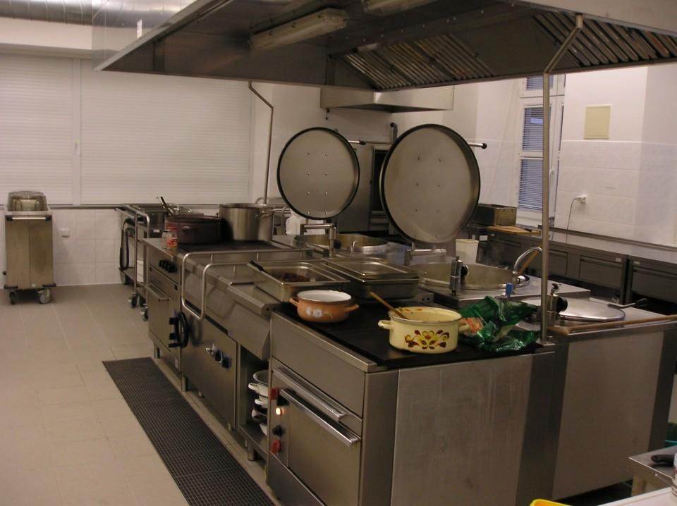 ZŠ kuchyň